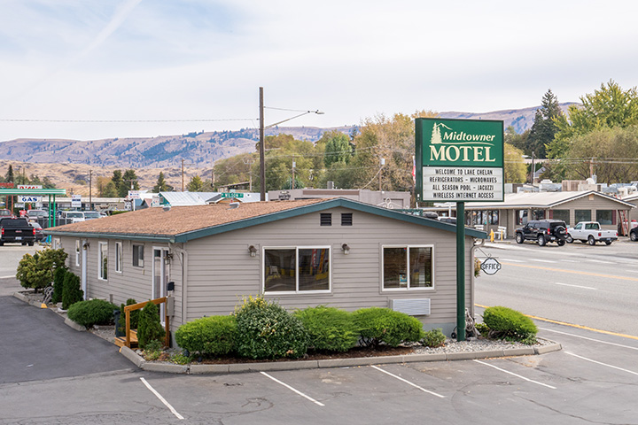 Best Places to Stay in Washington State | Midtowner Motel