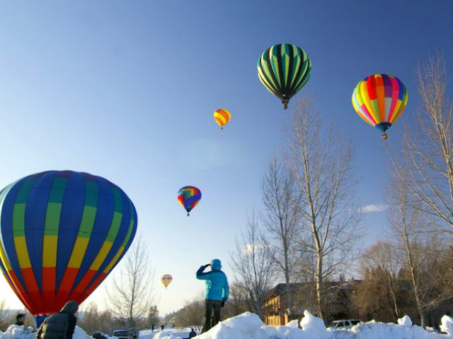 Scenic WA | Best Things to Do in Winthrop Washington | Morning Glory Balloon Tours