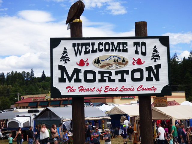 Scenic WA | Best Places to Visit in Washington State | Morton