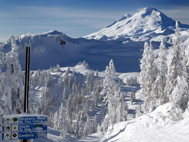 Scenic WA | Best Things to Do in Washington State | Mount Baker Ski & Recreation Area