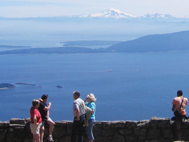 Scenic WA | Best Things to Do in Washington State | Mount Constitution