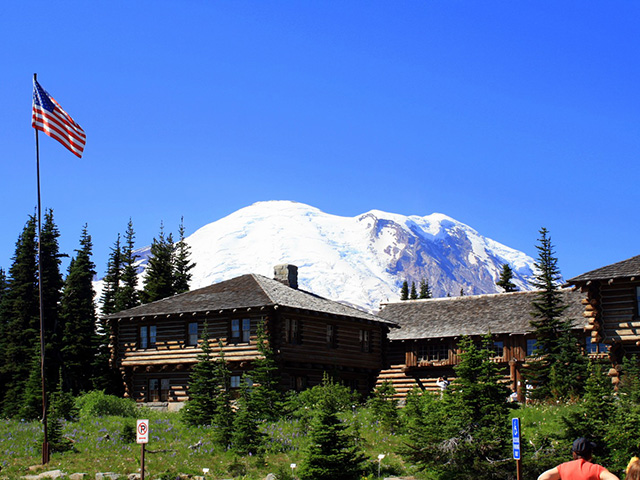 Scenic WA | Best Places to Visit Near Mount Rainier | Sunrise Visitor Center