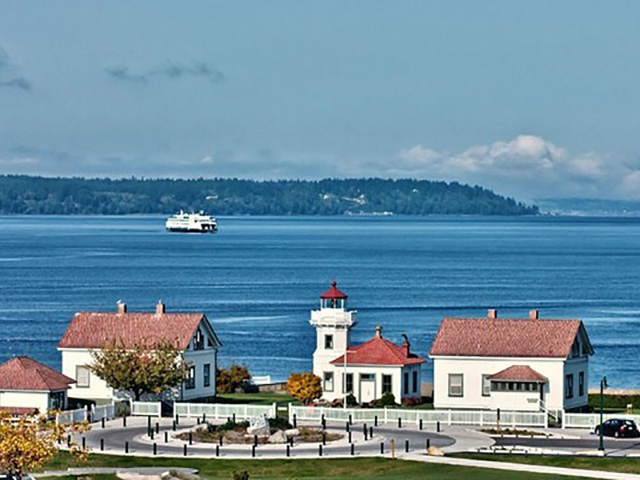 Scenic WA | Best Places to Visit in Washington State | Mukilteo