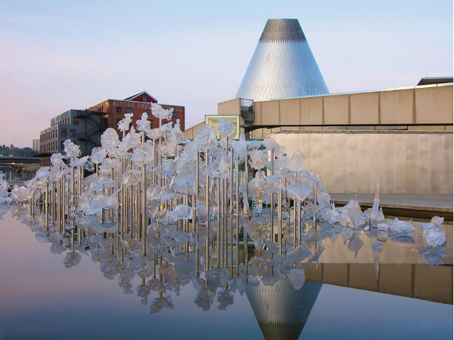 Scenic WA | Best Things to Do in Tacoma Washington | Museum of Glass