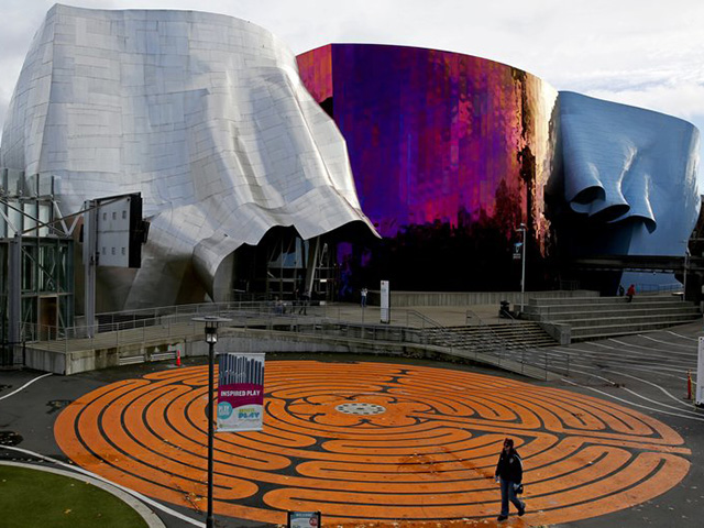 Scenic WA | Best Things to Do in Seattle Washington | Museum of Pop Culture
