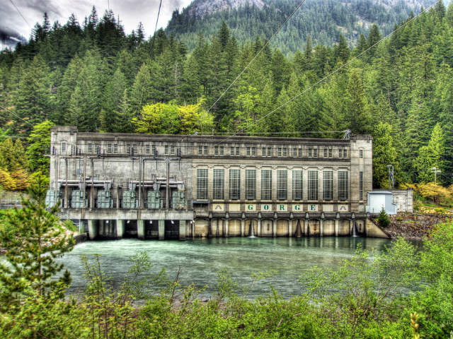 Scenic WA   Best Places to Visit in Washington State   Newhalem