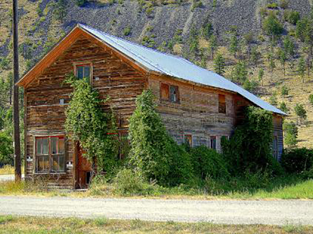 Scenic WA | Best Places to Visit in Washington State | Nighthawk Ghost Town