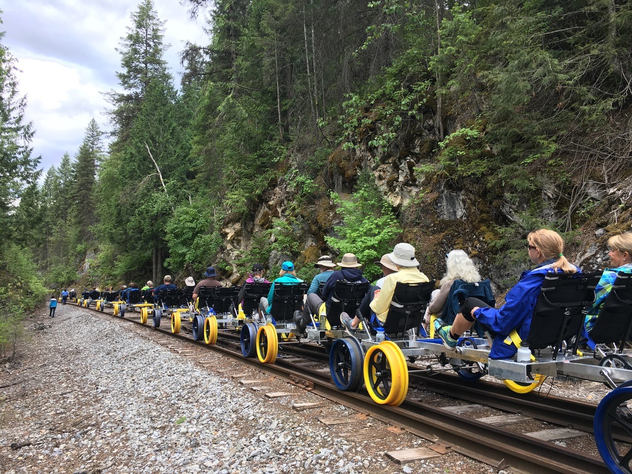 365 Things to Do in Washington State | NPOV Lions Club Railriders