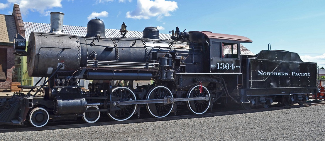 Scenic WA | Best Things to Do in Toppenish Washington | Northern Pacific Railway Museum