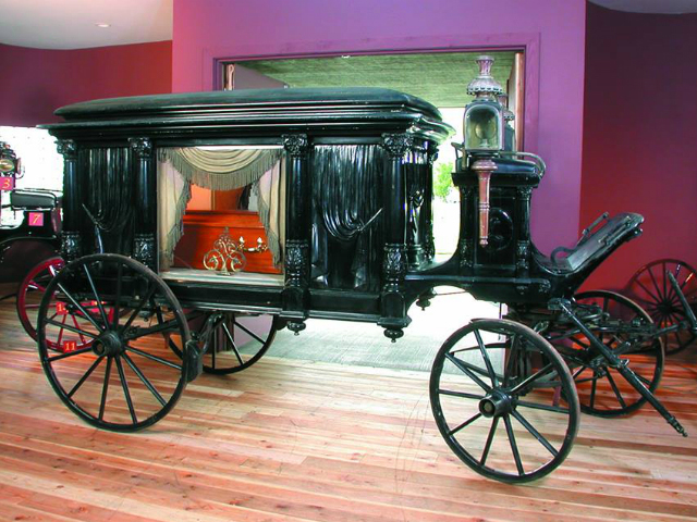 Scenic WA | Best Things to Do in Washington State | Northwest Carriage Museum