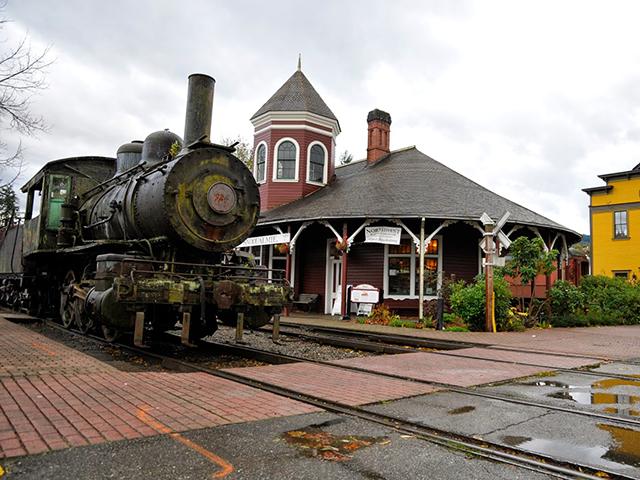 Northwest Railway Museum 1