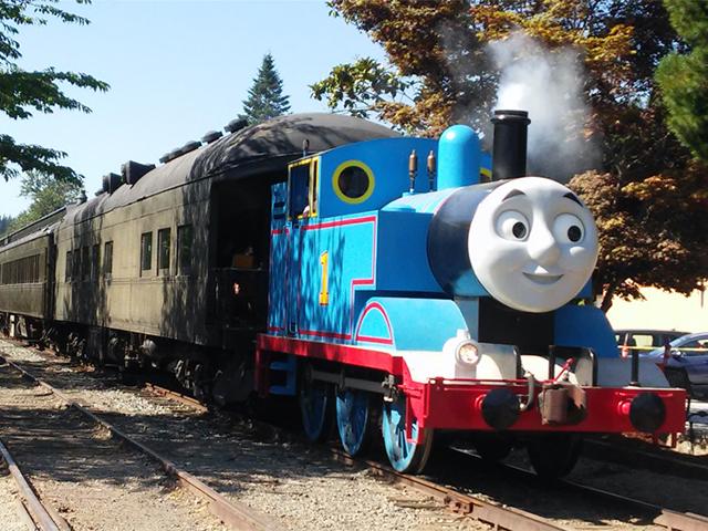 Northwest Railway Museum 4