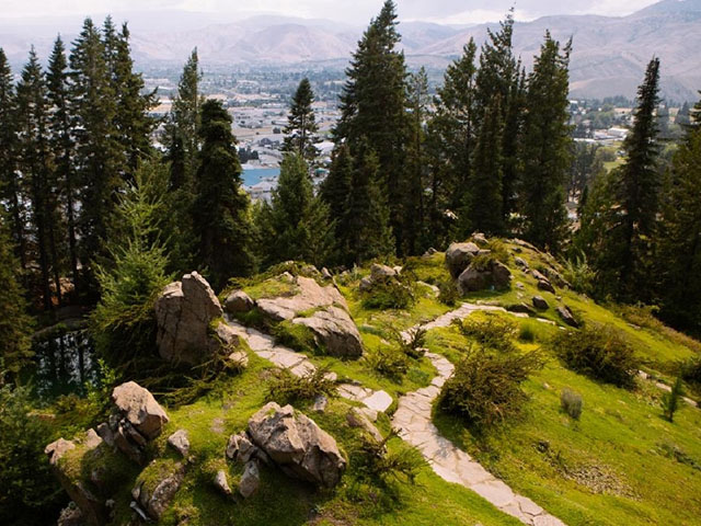 Scenic WA | Best Things to Do in Wenatchee Washington | Ohme Gardens