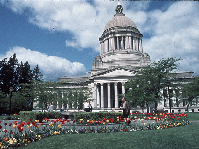 Scenic WA | Best Places to Visit in Washington State | Olympia-Lacey-Tumwater