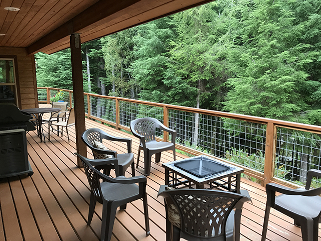 Best Places to Stay in Forks | Blue Heron Calawah