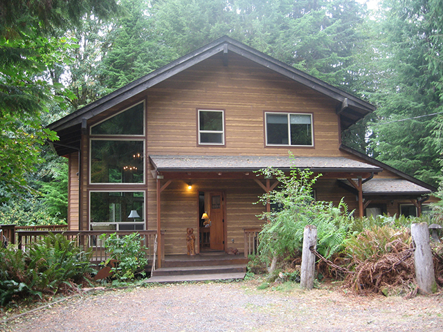 Best Places to Stay in Forks | Blue Heron Sol Duc