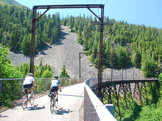 Palouse to Cascades Trail 1