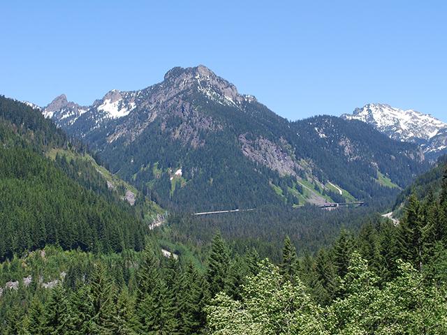 Palouse to Cascades Trail 4