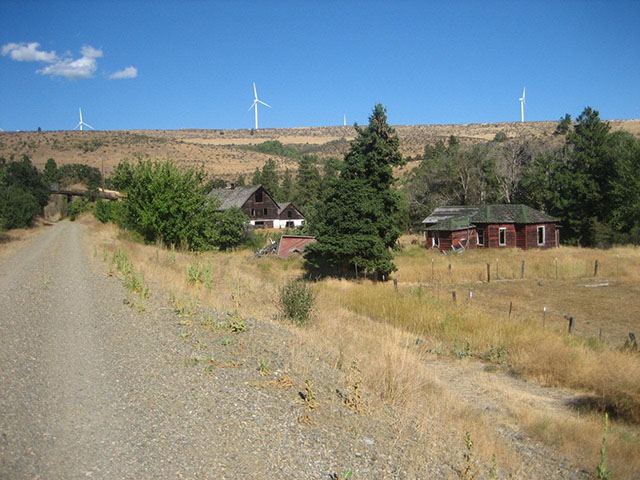 Palouse to Cascades Trail 6