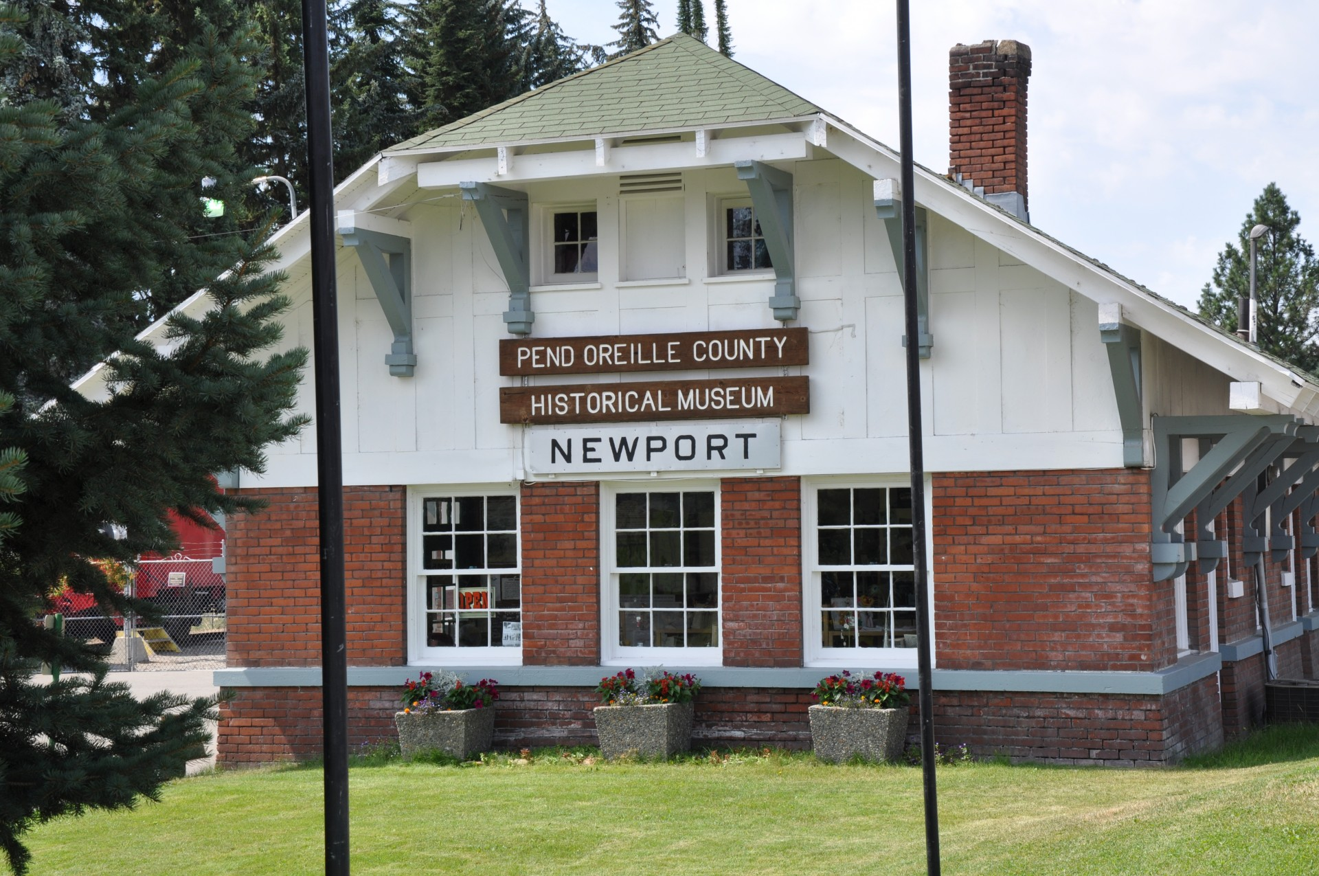 Pend Oreille County Historical Society & Museum 3