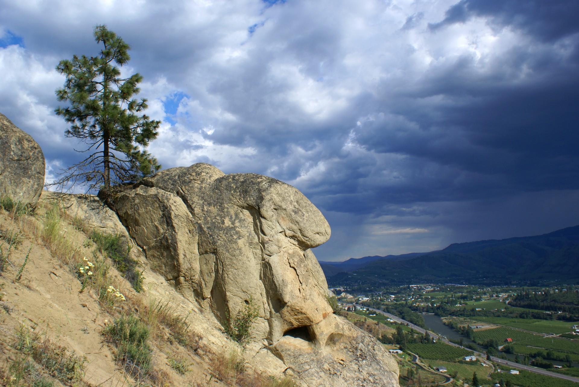 Peshastin Pinnacles State Park 1