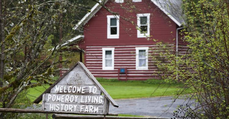 Pomeroy Living History Farm 1