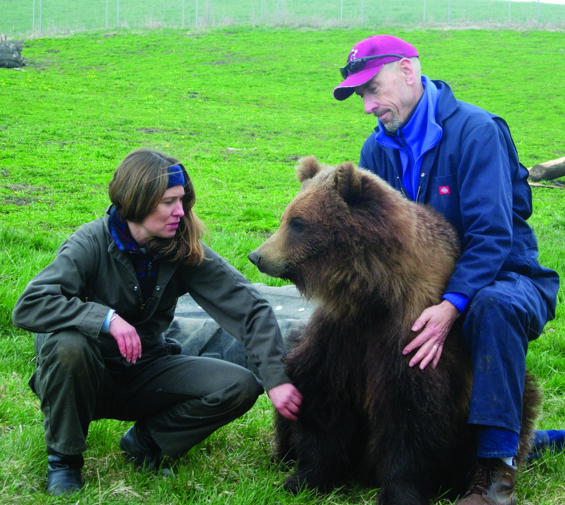 WSU Grizzly Bear Research Center