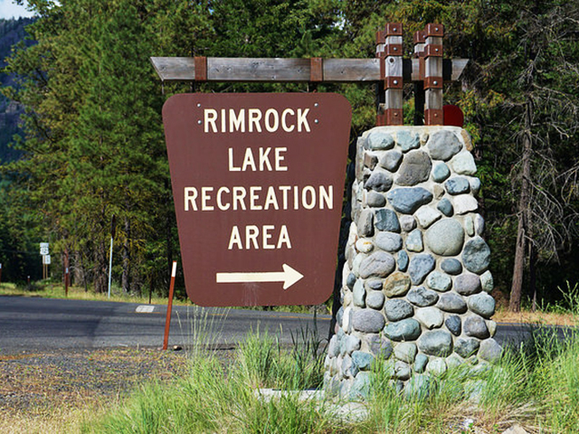 Best Places to Visit in Washington State | Rimrock Lake