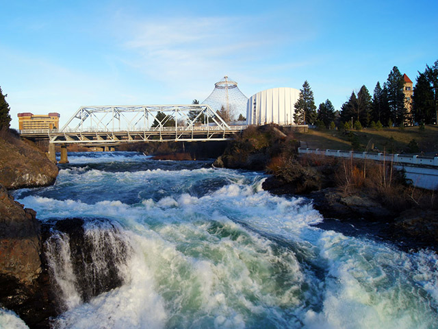 Best Places to Visit in Washington State | Riverfront Park