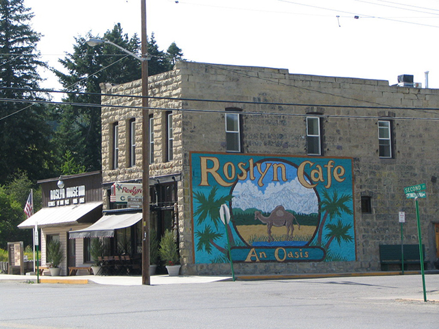 Best Places to Visit in Washington State | Roslyn