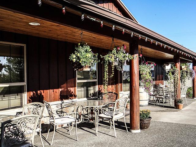 Samson Estates Winery | Wine Tasting | Scenic Washington State