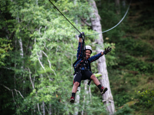 Best Things to Do in Washington State | San Juan Island Zip Tour