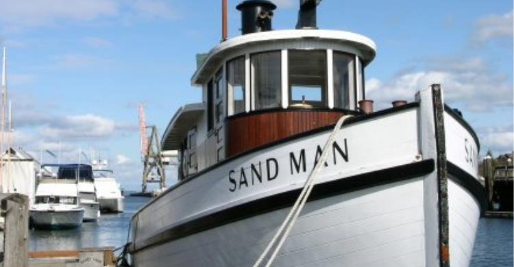 Sandman Tugboat