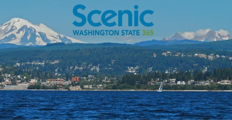 Scenic Washington State 365