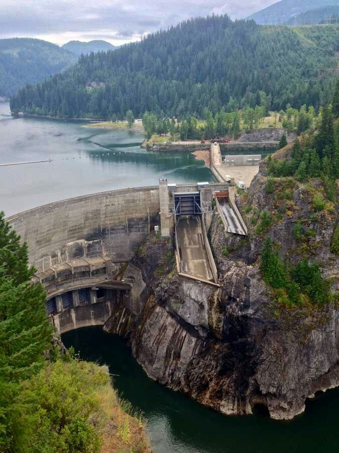 Seattle City Light - Boundary Dam 1