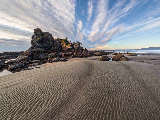 ScenicWA | 365 Things to Do in Washington State | Shi Shi Beach