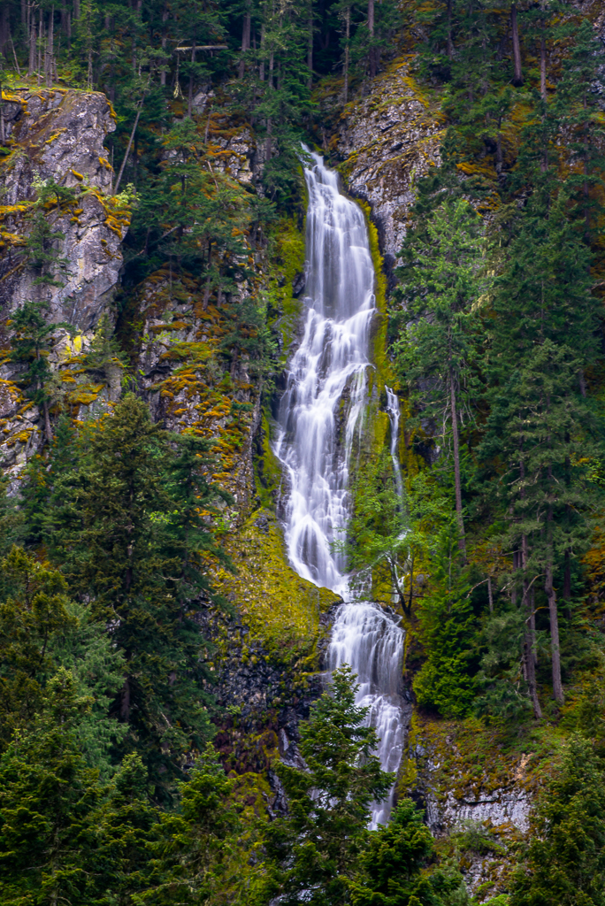 ScenicWA | 365 Things to Do in Washington State | Skookum Falls
