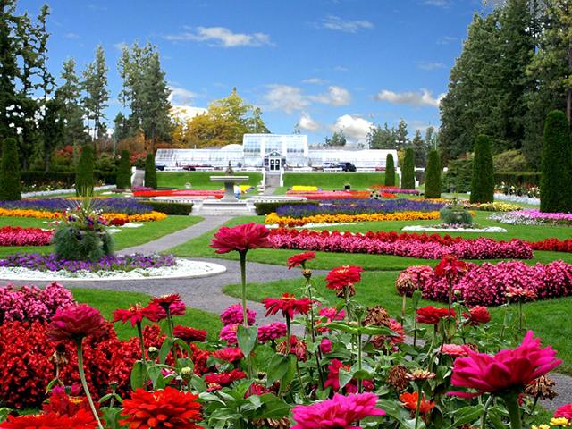 Duncan Gardens at Manito Park