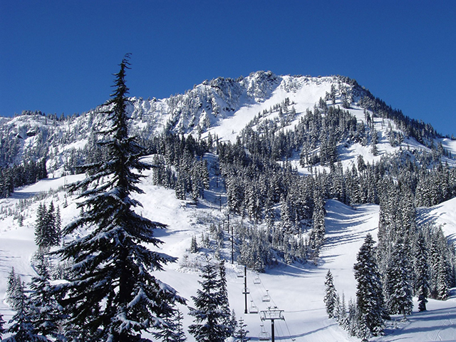 Stevens Pass Ski and Mountain Biking Area 1