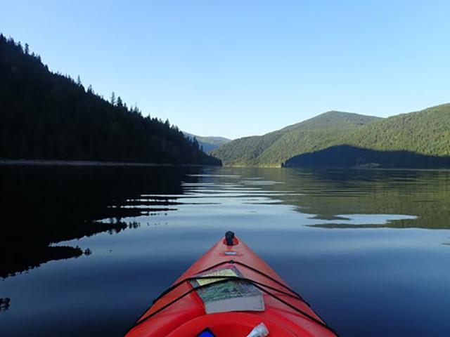 Sullivan Lake Campground 1