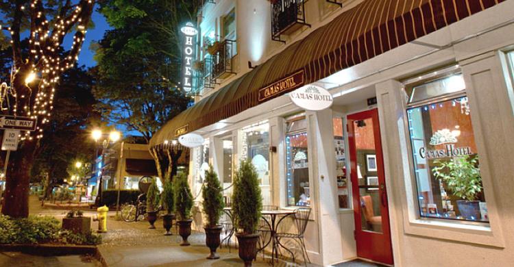 The Camas Hotel