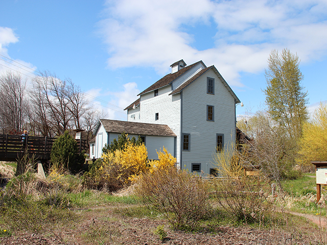Thorp Grist Mill 2