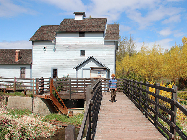 Thorp Grist Mill 3