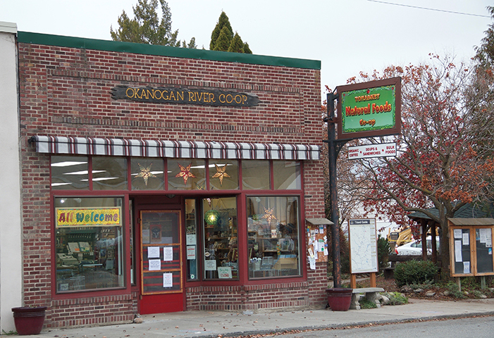 ScenicWA | Best Places to eat in Tonasket Washington | Tonasket Natural Food Co-Op