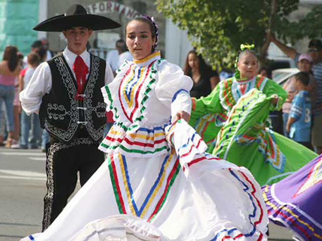 Hispanic Festival in Wapato