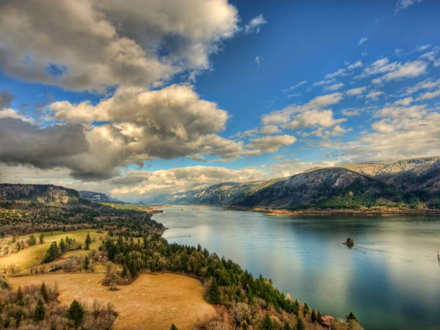 Best Road Trips in Washington State | Columbia River Gorge | Washougal