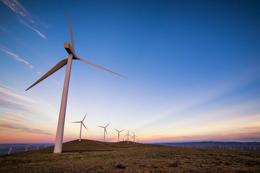 ScenicWA | Best Things to Do in Washington State | Wild Horse Wind Farm