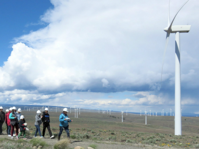 Wildhorse Renewable Energy Center 2