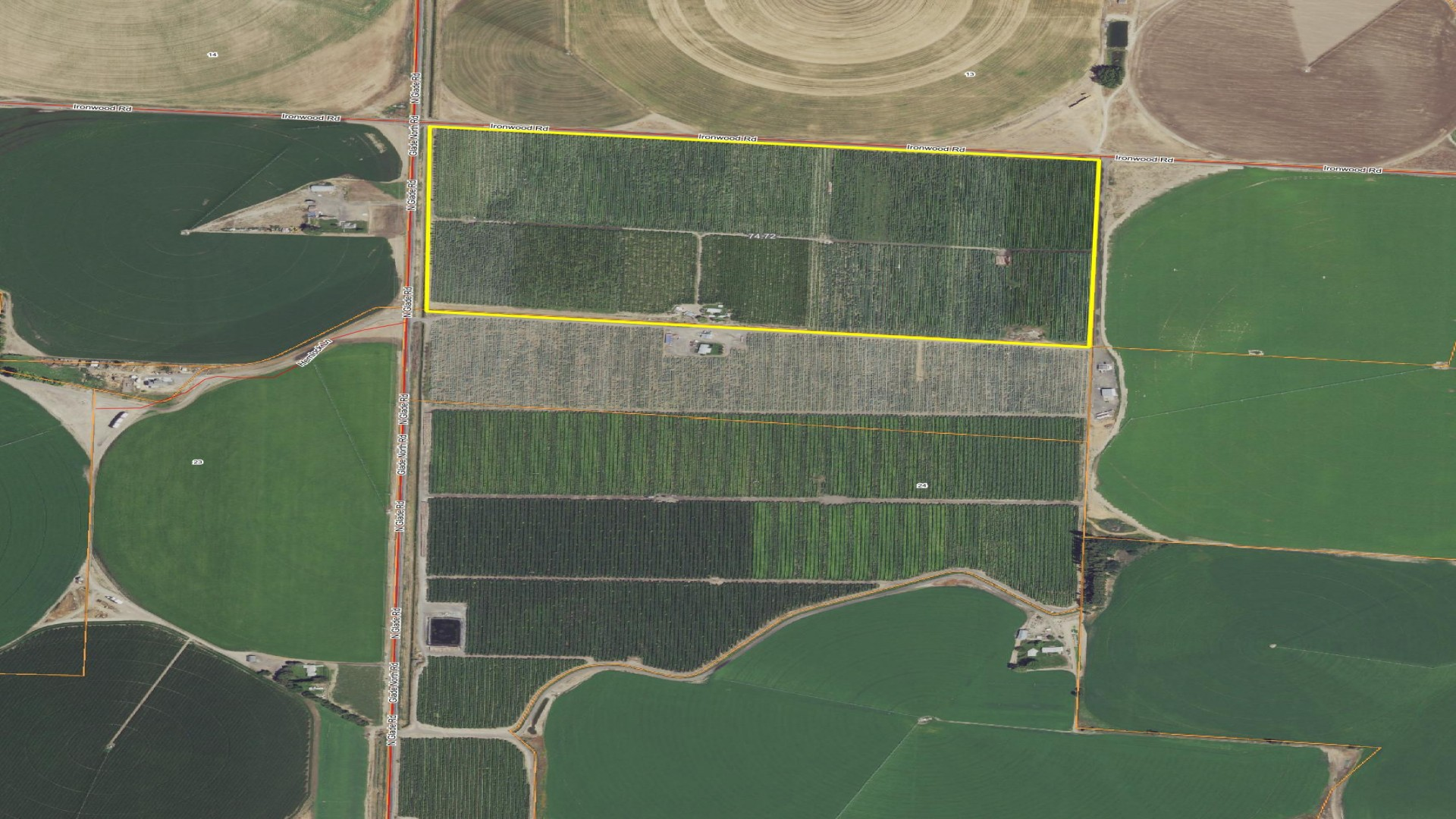 TORRES ORCHARD / LISTED @ $2,200,000 1