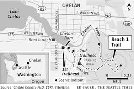 Chelan River Gorge - Reach 1 Trail